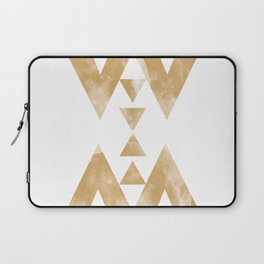 MOON MUSTARD Laptop Sleeve