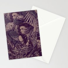 Fight Eagle Stationery Cards