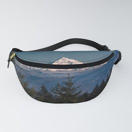 Mt. Hood Memories - 120/365 Nature Photography Fanny Pack