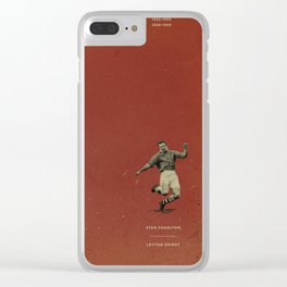Leyton Orient - Charlton Clear iPhone Case