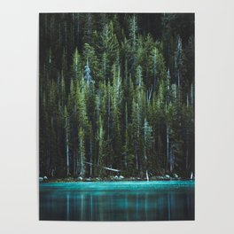 Yosemite #society6 #decor #buyart Poster