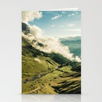wander Stationery Cards featuring Wander by StayWild