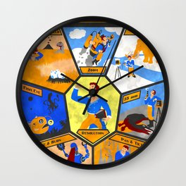 Photographic Terms for the Intrepid Fellow Wall Clock