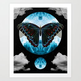 effect Art Print