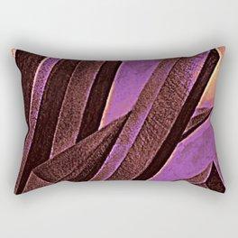 Valuable Edges Rectangular Pillow