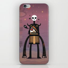 Moon catcher brothers  iPhone Skin