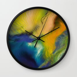 Abstract Composition 299 Wall Clock