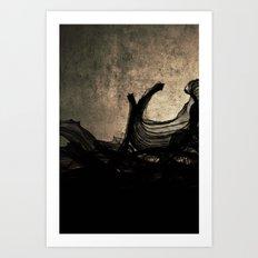 An Ocean of Dischord Art Print