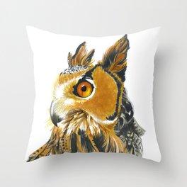 Sentinel Throw Pillow