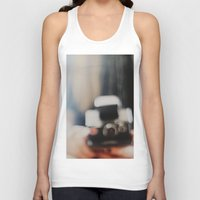 polaroid Tank Tops featuring polaroid. by hilde.