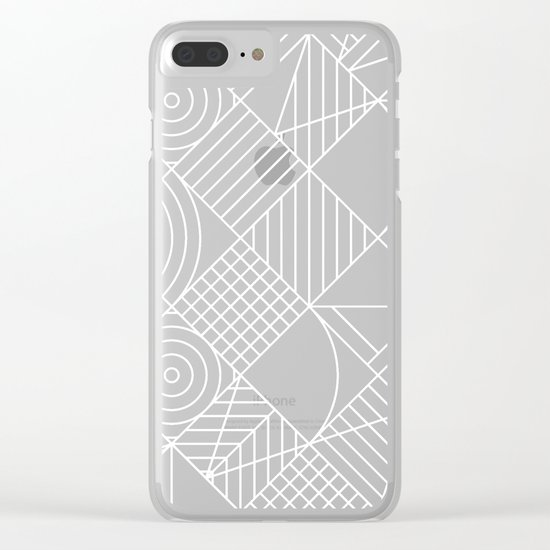Whackadoodle Clear iPhone Case