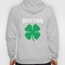 Boston Shamrock St Patricks Day Parade 2018 Irish Hoody