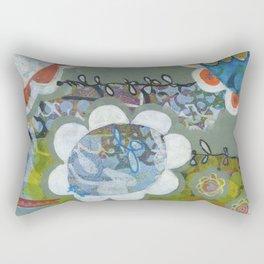 Chatty Rectangular Pillow