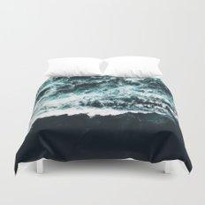 Oceanholic #society6 Decor #buyart Duvet Cover