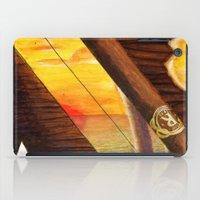 cuba iPad Cases featuring cuba by Luigi Mancini