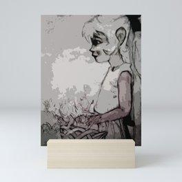 Basket of Smells Mini Art Print