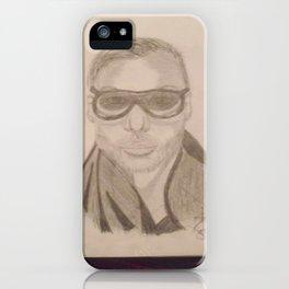 Shannon Leto. iPhone Case