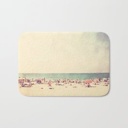 like something out of a beach boys song ...  Bath Mat