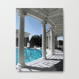 Affluence Metal Print