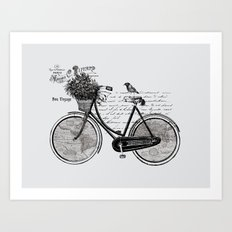 World Tour Art Print