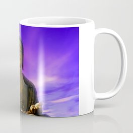 Buddha Blue Dawn Coffee Mug