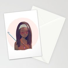 Anger Makes You Stupid Stationery Cards