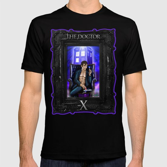Sexy Doctor Who T-shirt