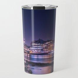 The Shard at Night Travel Mug