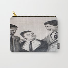 The Greatest of All time in Sports Carry-All Pouch