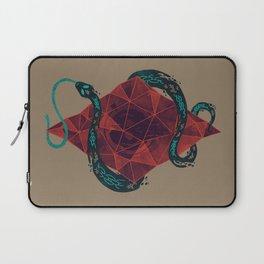 Mystic Cystal Laptop Sleeve