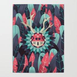 Hidden shaman Poster