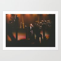 sam smith Art Prints featuring Sam Smith by sallyclaark