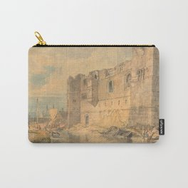"""J.M.W. Turner """"Newark - upon - Trent"""" Carry-All Pouch"""