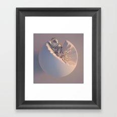 Dawn harmony Framed Art Print