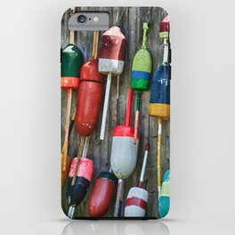 Lobster Floats iPhone Case