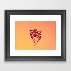 Bugged #19 Framed Art Print