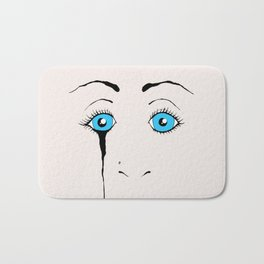 Baby don't cry Bath Mat
