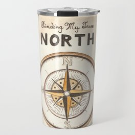 Finding My True North Travel Mug