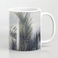 palms Mugs featuring Palms by Paula Sprenger