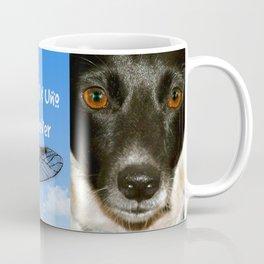 Calico & Flowers Coffee Mug