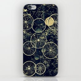Tire - less iPhone Skin