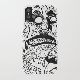 THE MUTANT iPhone Case