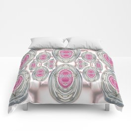 Magical Crystal Jelly Donut Drops Comforters