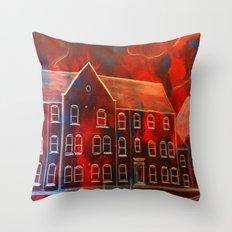 UK HOUSE Throw Pillow
