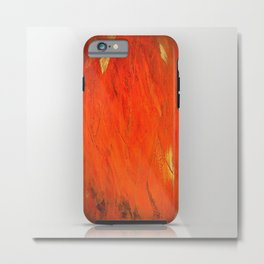The first case I sold on Society6, my first year here. Adobe Shadows iPhone Case Metal Print