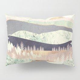 Golden Spring Reflection Pillow Sham