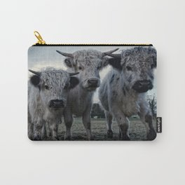 The Three Shaggy Cows Carry-All Pouch