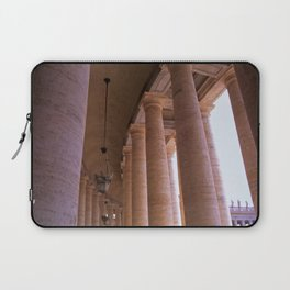 The Colonnades of St Peter's Square Laptop Sleeve