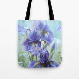 Imagine - Fantasy iris fairies Tote Bag