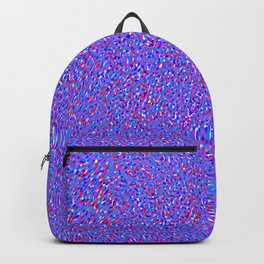 swirl globs Backpack